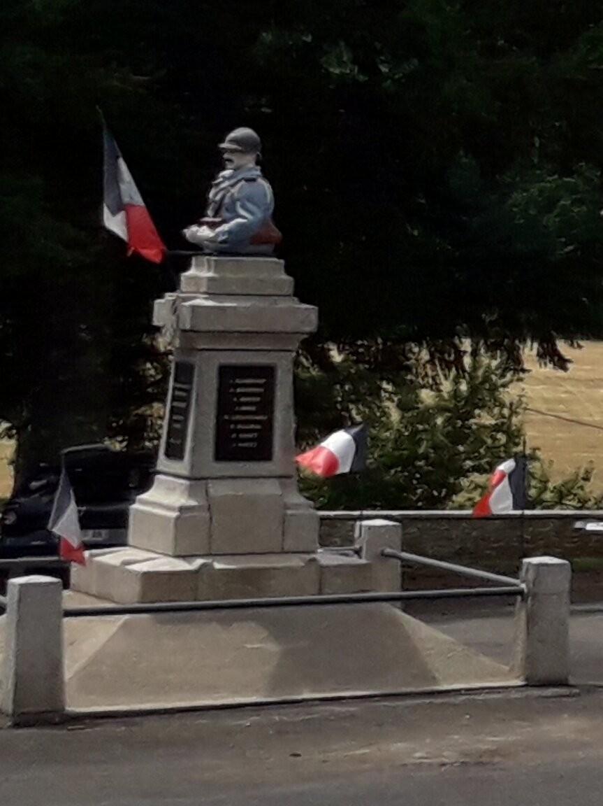 Le monument aux morts 1