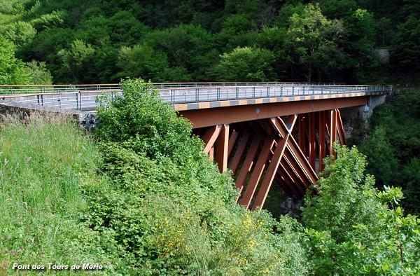 nouveau pont Merle